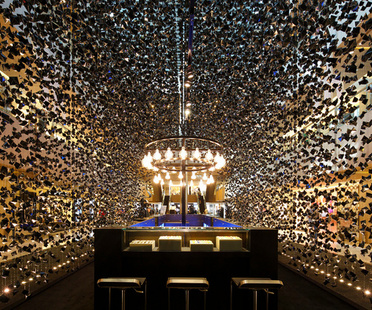 Award for Visual Communications in Singapore: Asylum's Hublot Pop-Up Store.
