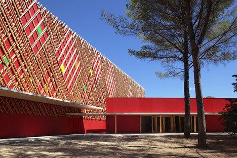 A+Architecture Jean-Claude Carrier Theatre, Montpellier