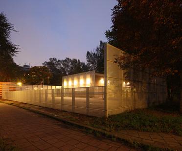 An unusual playground. Studio derksen|windt architects, the Netherlands