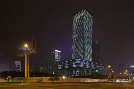 OMA, Shenzhen Stock Exchange, China