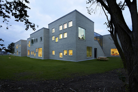 C.F. Møller Architects International School Ikast-Brande