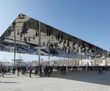 Foster + Partners, Vieux Port Marsiglia pavilion, France