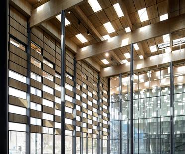Kengo Kuma, Cité des Arts et de la Culture, Besançon, France