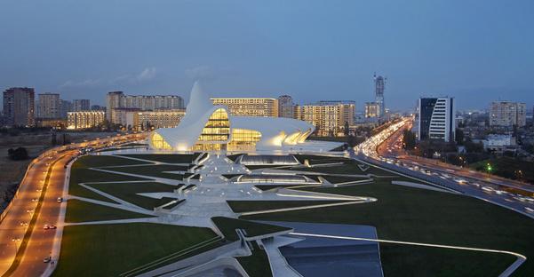 Zaha Hadid Heydar Aliyev Center, Baku, Azerbaijan