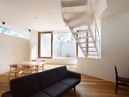 fujiwarramuro architects Residential building in Minoh