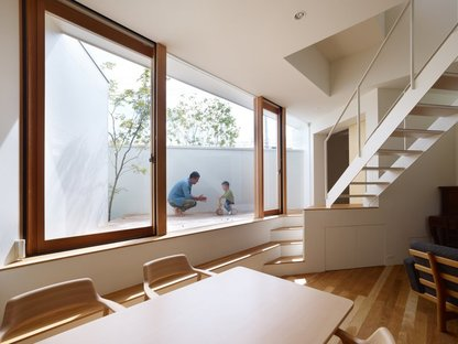 fujiwarramuro architects Residential building in Minoh