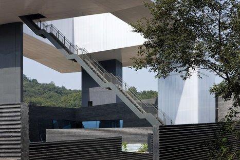 Steven Holl, Nanjing Sifang Art Museum, China