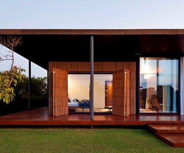 NOVE NOVOS – NEUN NEUE. Emerging Architects from Brazil exhibition