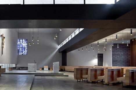 Architetti Delueg Mother Teresa of Calcutta Parish Centre
