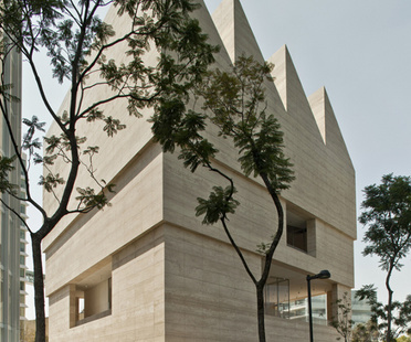 David Chipperfield, Jumex Museum, Mexico City