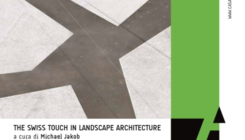 The Swiss Touch in Landscape Architecture exhibition