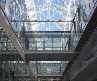 Vulcanica Architettura, Naples, Brin69: renovation of an industrial complex