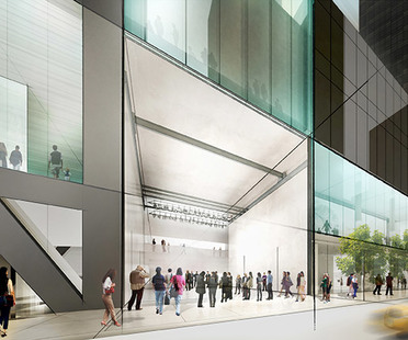 Diller Scofidio + Renfro for MoMA in New York