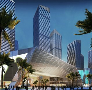 gmp new urban project in Shenzhen