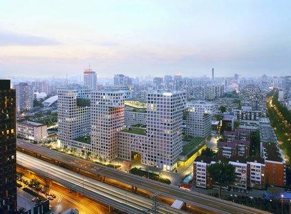 Linked Hybrid, Beijing (both) © Shu He