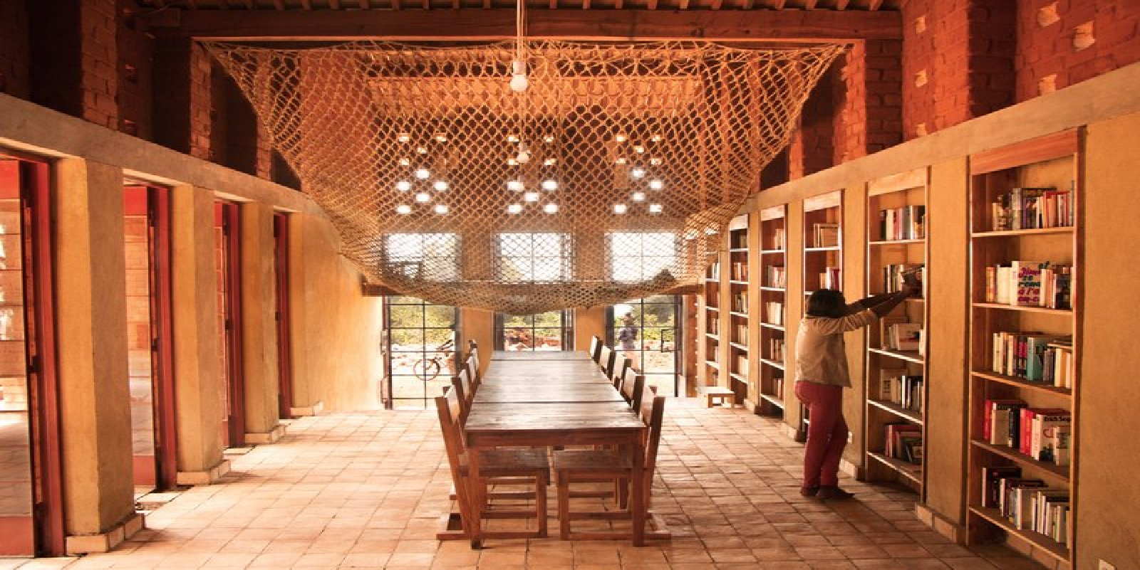 Bc architects muyinga community library burundi