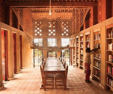 BC architects Muyinga community library, Burundi