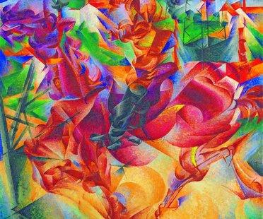Italian Futurism, 1909–1944: Reconstructing the Universe exhibition - Guggenheim Museum