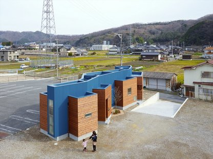 Fujiwarramuro Architects Residential Building in Sayo