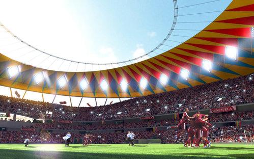 Rogers Stirk Harbour + Partners - Estadio Nacional de Futbol de Venezuela