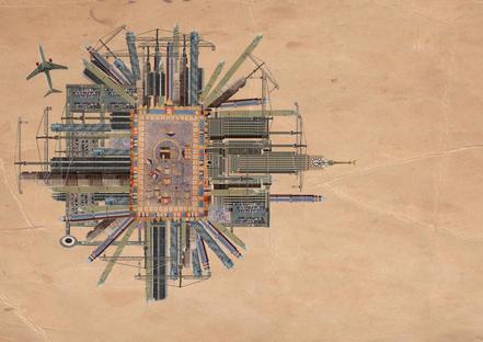 Arab Contemporary, Architecture, culture and identity exhibition