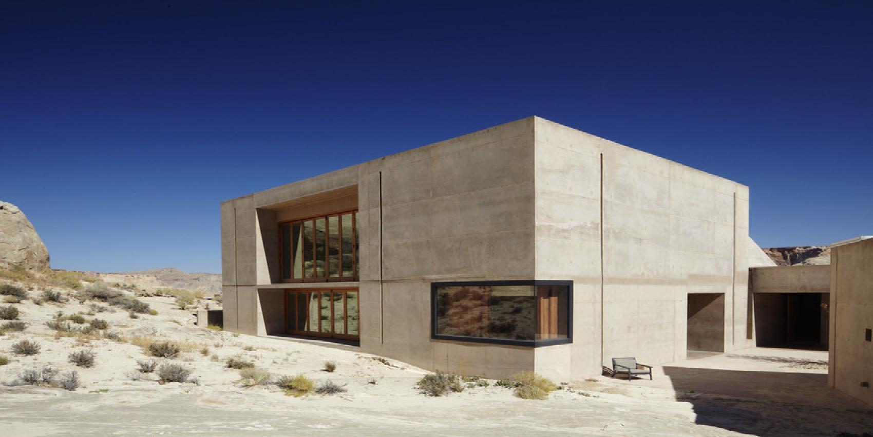 Amangiri Resort Utah Face To Face With Nature Floornature