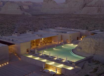 Amangiri Resort, Utah. Face to face with nature.