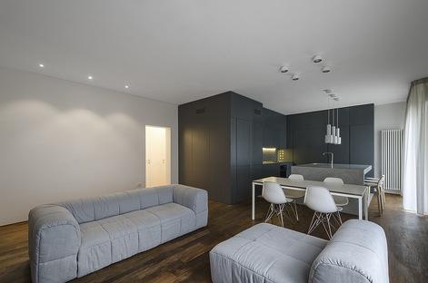 Sundaymorning, residential interior in Pisa