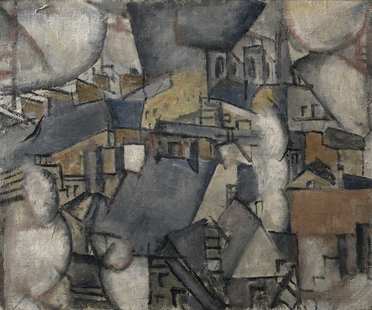 Léger: The vision of the contemporary city 1910 – 1930 exhibition