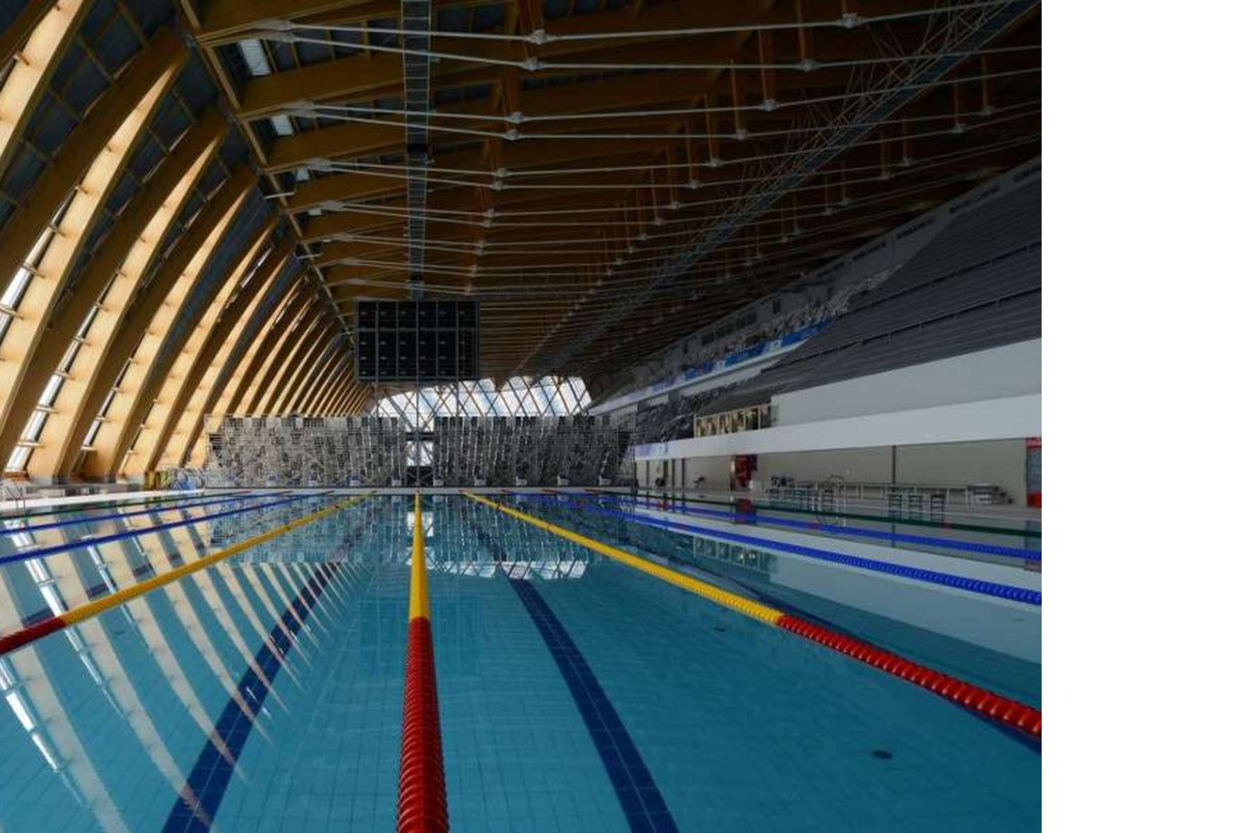 Studio SPEECH: Palace Of Water Sports In Kazan.