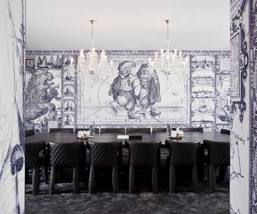 Marcel Wanders - Andaz Amsterdam Prinsengracht - Interior Design