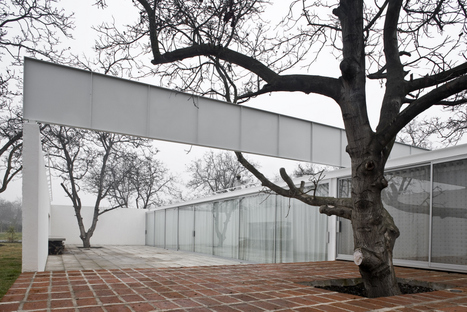 Chilean House 1 Rancagua,Chile 2005-2006 ©Smiljan Radic Ph.Gonzalo Puga