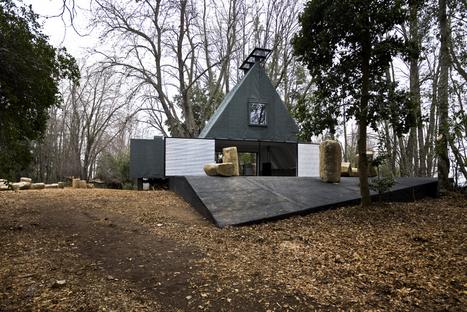 House A Vilches Chile, 2008 ©Smiljan Radic Ph.Gonzalo Puga