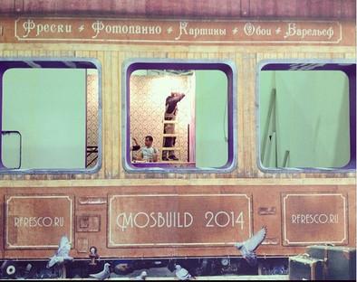MosBuild. Cersanex, 15-18 April 2014.