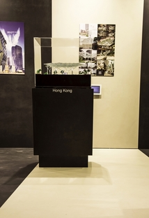 Barrie Ho Iris in Asia exhibition at Fuorisalone 2014