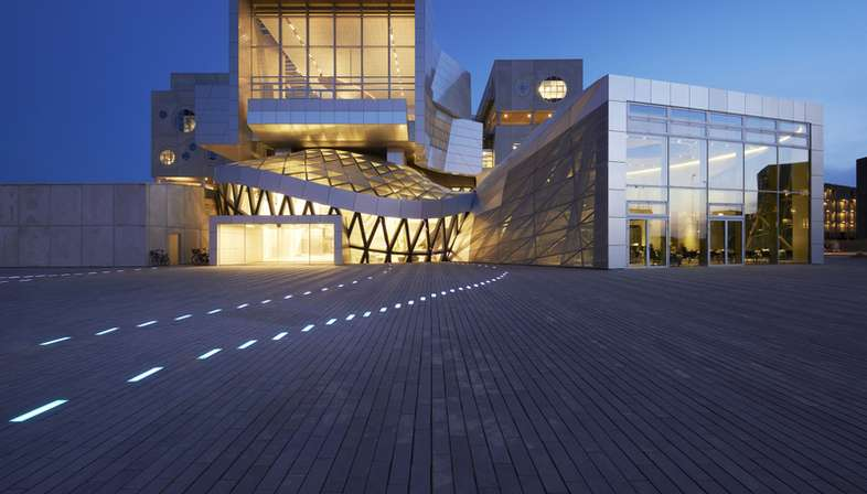 COOP HIMMELB(L)AU  - House of Music – Aalborg Denmark