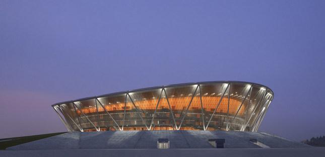 gmp Basketball Stadium, Dongguan, China