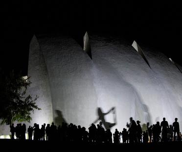 Valentiny HVP Architects Teatro Mozarteum Brasileiro