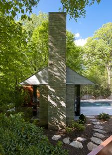 Robert M. Gurney FAIA, Nevis Pool and Garden Pavilion © ph. Maxwell MacKenzie