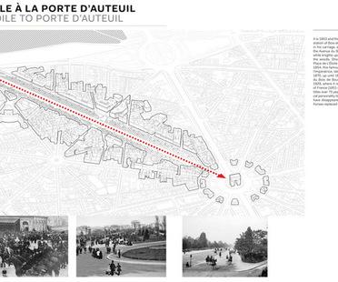 Hamonic+Masson, Avenue Foch, an urban project in Paris