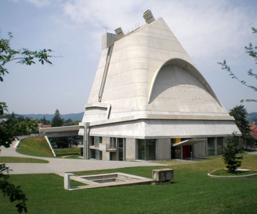 "José Oubrerie and Le Corbusier: Saint-Pierre de Firminy-Vert. The ""betrayal"" of the perfect idea"