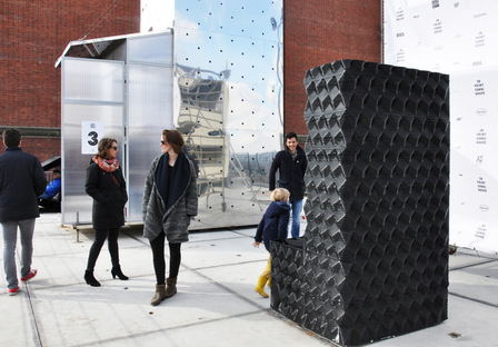 First 3D printed house built in Amsterdam
