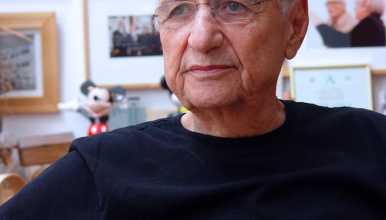 Frank O. Gehry bestowed with Prince of Asturias Award
