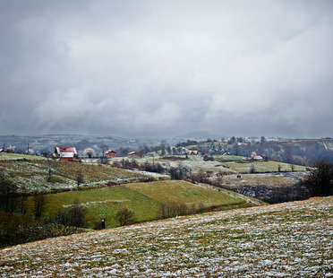 The Carlo Scarpa Award for Gardens is presented to two villages in Bosnia, Osmace and Brezani