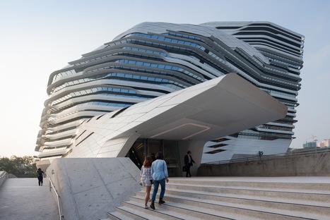 Images courtesy of Zaha Hadid Architects, ph.Iwan Baan