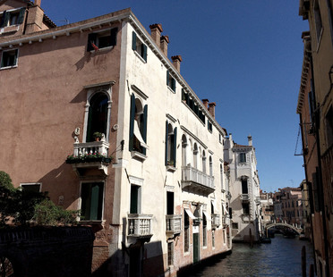 Alpitecture meets Biennale. Topographic structure at the 2014 Biennale in Venice