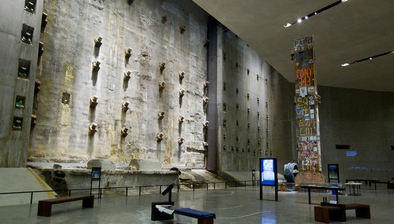 Davis Brody Bond 9/11 Memorial Museum - New York