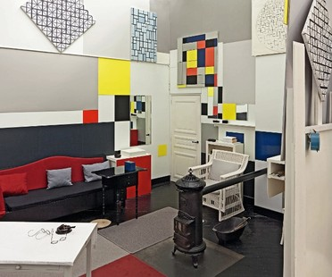 Mondrian and his Studios: Abstraction into the World exhibition – Tate Liverpool