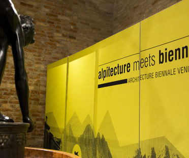 #floornaturelive in Venice – Alpitecture meets Biennale