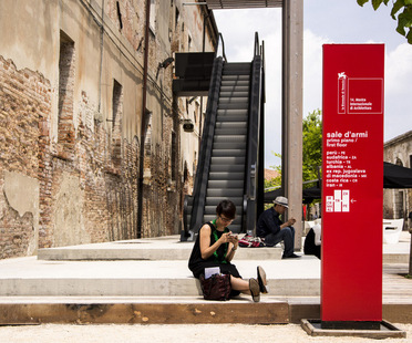 #floornaturelive in Venice – Arsenale and collateral events at the 14th Architecture Biennale